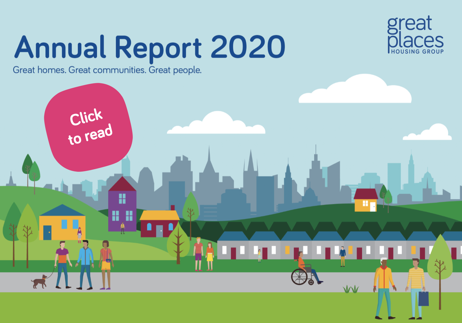 Great Places Annual Report 2020 click here